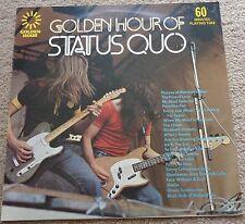 Status Quo - Golden Hour Of Status Quo 1973 vinyl LP