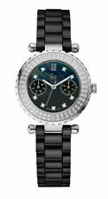 NEW GC by GUESS A28102L2 LADIES DIVER CHIC 97 REAL DIAMOND WATCH  RRP £2700