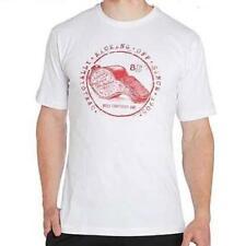 XL Mens CANTERBURY Cotton Whistle T Shirt Top WHITE Retro 24