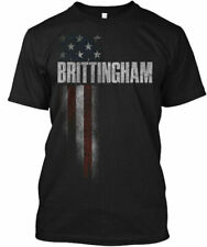 New listing Brittingham Family American Flag Gildan Gildan Tee T-Shirt