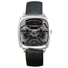 Suzuki Boulevard M109R Speedometer Style Square Metal Watch