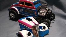 ACME 1933 Lo BIANCO BROS GASSER FUEL ALTERED DRAG RACING NHRA CAR GMP 1:18 AA/GA