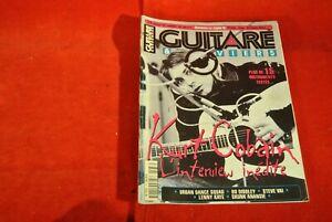 GUITARE ET CLAVIERS N°178 - OCTOBRE 1996