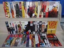 Politi-Comics MEGA SET! Evil Empire, Burning Fields, more! 55 Comics (b 20535)