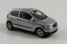 VW Fox silber Norev 1:87 H0 ohne OVP [MB7]