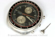 Seiko 6138-0011 chronograph watch for Restore or Parts - Sn. 4D9855