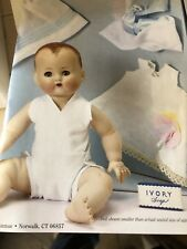 TINY TEARS  Porcelain Doll In Original Box Mint Condition Dandury Betsy Wetsy