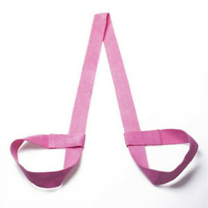 Adjustable Yoga Mat Holder Fitness Exercise Carry Strap Belts for Outdoor New
