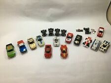 VINTAGE TYCO & AFX SLOT CARS 16 ALL RUNNING MOTORS