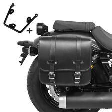 Sacoches rigides laterales pour Honda Rebel 500 17-20 detachables Dallas