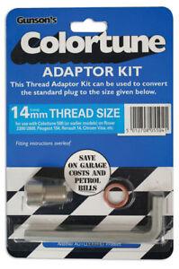 OFFER PRICE Colortune Adaptor Kit 14mm   Taper Slim Part No. G4055C By Gunson