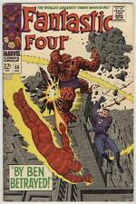 Fantastic Four #69 and #70
