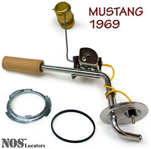 1969 Ford Mustang, 1969 Mercury Cougar Stainless Fuel Tank Sending Unit