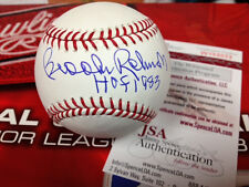 BROOKS ROBINSON AUTOGRAPHED OFFICIAL AUTHENTIC MLB BASEBALL JSA COA ORIOLES