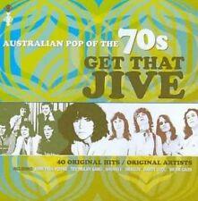 Australian Pop of The 70s Get That Ji 0886970087926 by Various Artists CD