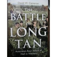 Battle Of Long Tan David Cameron Australian Vietnam War Danger Close Book 6RAR