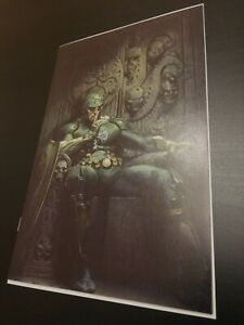 SECRET EMPIRE #10 GABRIELE DELL'OTTO VIRGIN VARIANT NM MARVEL 2017 HAIL HYDRA