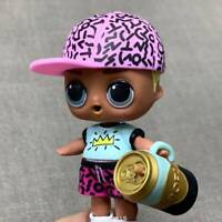 LOL Surprise Underwraps Doll SCRIBBLES: RARE BOY DOLLS GIFTS TOYS Giocattoli