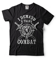 I Demand A Trial By Combat Cool T-shirt Movie T-shirt
