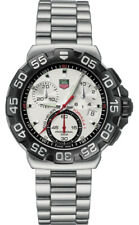 TAG HEUER FORMULA 1 CAH1111.BA0850 MENS QUARTZ CHRONOGRAPH STEEL SILVER WATCH