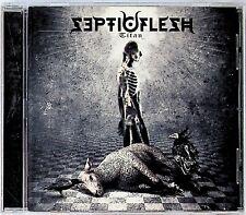 Septicflesh – Titan CD (2014 Season of Mist DEATH METAL)