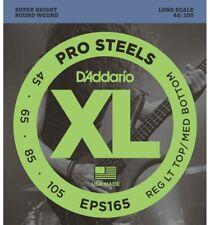 D'addario EPS165 Prosteels 45-105 - Jeu de cordes basse électrique