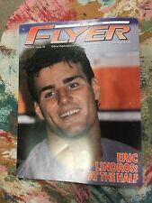 The Philadelphia Flyer Magazine Jan 14, 1993 Eric Lindros Cover Vol 9 Issue 24
