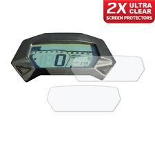 KAWASAKI NINJA 125 / Z125 (2019+) Dashboard Screen Protector: 2 x Ultra Clear