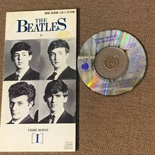 """THE BEATLES Young Beatles Cry For A Shadow /Ruby Baby JAPAN 3"""" CD SINGLE 15CP-10"""