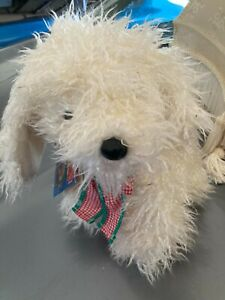 1990 Gingham Dog Stuffed Animal