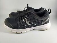 Reebok Womens Sport Speed Rise Black Running Shoes Size 7