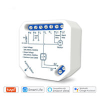 Smart Life WiFi Curtain Switch Module For Roller Shutter Blind Motor Smart Home