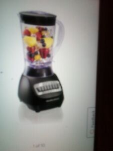 Hamilton Beach Smoothie Electric Blender with 10 Speeds