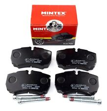 MINTEX REAR AXLE BRAKE PADS FOR IVECO DAILY MDB2282 (REAL IMAGE OF PART)