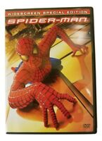 Spider-Man DVD, 2002, 2-Disc Set, Special Edition Widescreen - Like new