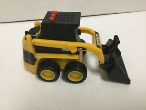 """Toy State """"Cat"""" Caterpillar Tracked Skid Steer Loader & Lights and Sound Works"""