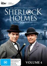 Sherlock Holmes: Vol 4 (Jeremy Brett) DVD R4