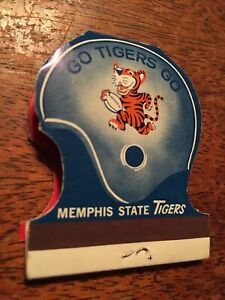 1974 MEMPHIS STATE ST TIGERS Matches College Football Schedule