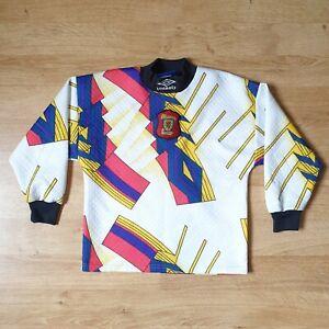 Vintage Scotland National Team 1995/1996 Goalkeeper Football Shirt Large Boys LB