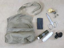 US ARMY WW2 GI Sewing Kit Uniform / Soldaten Nähzeug Knöpfe Garn Schere