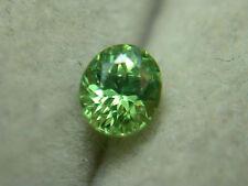 very rare Demantoid Garnet Green Dragon Mine Namibia Genuine Gemstone gem oval