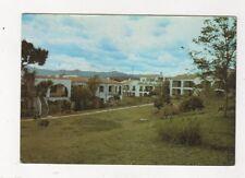 Patio El Paraiso Estepona Costa Del Sol Malaga Spain 1981  Postcard 899a