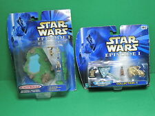 Micro Machines Star Wars episode 1 Action fleet stap invasion, figurine vaisseau