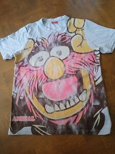 Men's Muppets Animal T-shirt M