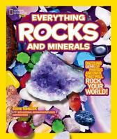 National Geographic Kids Everything Rocks and Minerals: Dazzling gems of photos