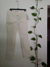 Llbean White Khaki Pants 0
