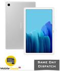 """New Samsung Galaxy Tab A7 10.4"""" Inch 2020 3gb Ram 32gb Wifi Sm-t500 - Silver"""