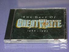 Great White – The Best Of Great White 1986 - 1992 cd 1993