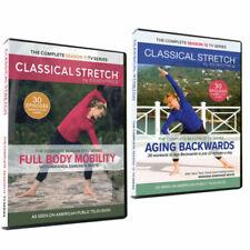 Classical Stretch Season 11+12 Miranda Esmonde Technique [DVD-Format, 8-Disc]