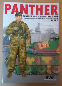 Panther & Jagdpanther Units Part 2, Softback book, Bookworld Publishing